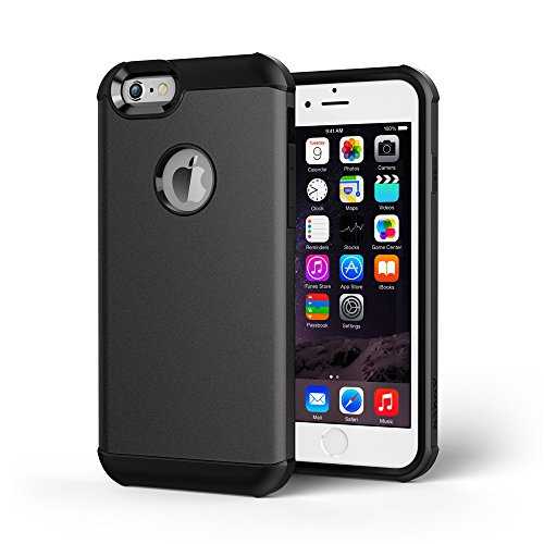 Anker Custodia per iPhone 6s Plus ToughShell - Cover Robusta Protettiva con Tecnologie Integrate GravityGuard e ShockShield e Garanzia A Vita [Compatibile con iPhone 6s Plus / 6 Plus]