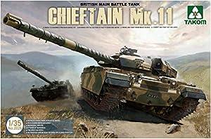 TAKOM Tak 2026-Maqueta de Carro del Combate Principal británico Chieftain MK 11