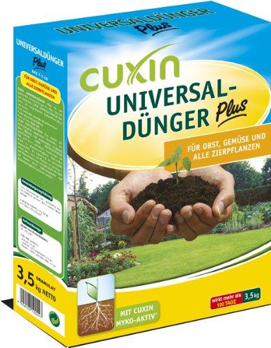 Cuxin 10005.1 Universaldünger plus Bodenaktivator, 5 kg