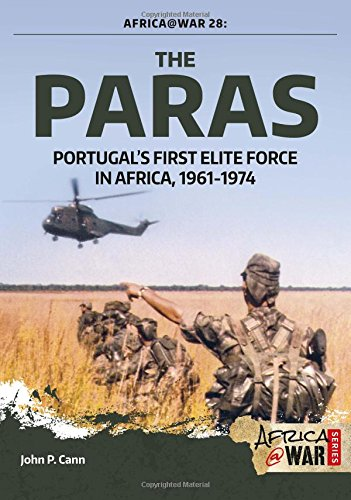 The Paras: Portugal'S First Elite Force (Africa@war)