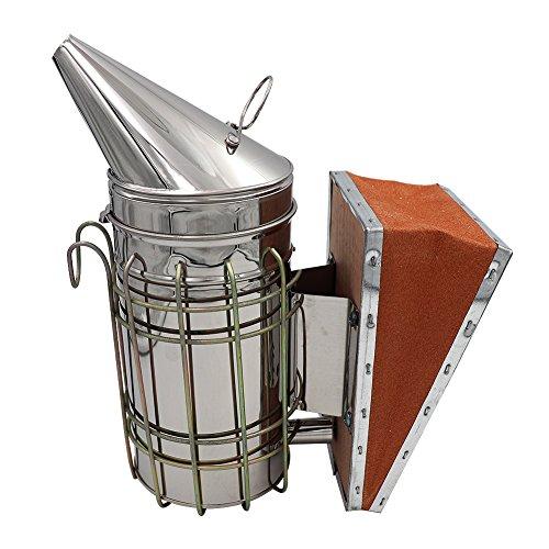 Farm & Ranch Edelstahl Biene Raucher bekeeping Anlagen und Werkzeuge Imker & Werkzeuge