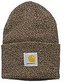 Carhartt Acrylic Watch Cap - Braun/Sandstone CHA18247BRNSANDSTN Strickmütze Hüte CHA18247BRNSANDSTN-One Size