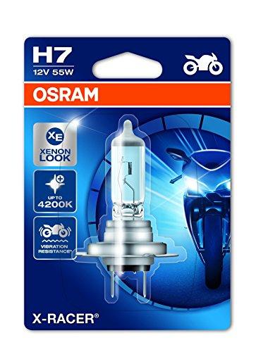 Osram 1 H7 55W 1 X Racer +50%, Blister