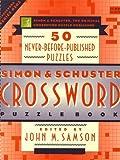 SIMON & SCHUSTER CROSSWORD PUZZLE BOOK 203 (Simon & Schuster Crossword Puzzle Books) by John M. Samson (1998-06-01)