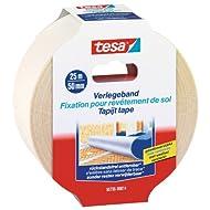 tesa® Spar-Set: 5x 55735-14-00 Verlegeband, rückstandsfrei entfernbar 25m:50mm