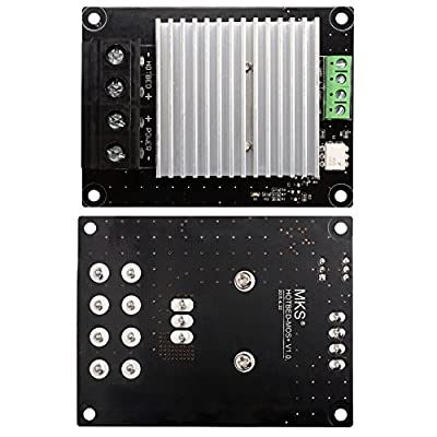 Heating Controller MKS MOSFET Module with Ultra-large Heat Sink for 3D Printer Heatbed Extruder Parts