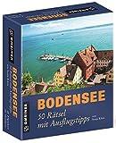 Bodensee - 50 Rätsel mit Ausflugstipps (Kultur erleben im GMEINER-Verlag)