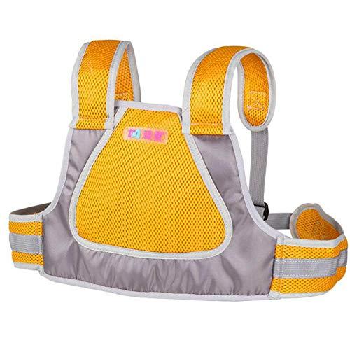 PYY Elektroauto-Kindersicherheitsgurtkinderbaby-Scooterreitenbruchsicherer Sicherheitsgurt Kinderelektrisches Auto justierbares Sicherheits-Sommernetz