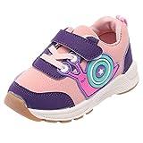 1-3.5 años Niño Niña Bebe Zapatos con Suela Zapatillas Deportes...