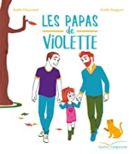 Les papas de Violette par Emilie Chazerand
