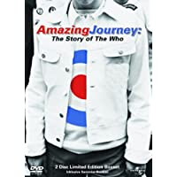 The Who - Amazing Journey: The Story of the Who (Limited Edition, 2 Discs)