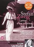 Lettre d'une inconnue : texte intégral / Stefan Zweig   Zweig, Stefan (1881-1942)