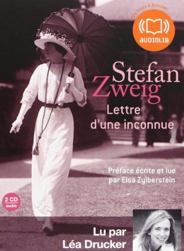 Lettre d'une inconnue (2CD inclus)