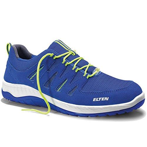 Elten Fermé Chaussures Bleu Homme