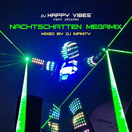 Nachtschatten Megamix (Mixed by DJ Infinity) (Infinity Dj)
