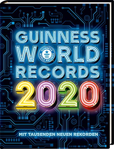 Guinness World Records 2020: Deutschsprachige Ausgabe