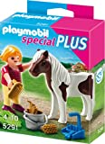 Playmobil 5291 - Mädchen beim Pony