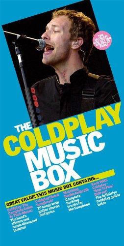 Coldplay Musik Box-wunderschön präsentiert. -
