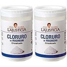 CLORURO DE MAGNESIO 2 x 400mg. Ana Maria Lajusticia