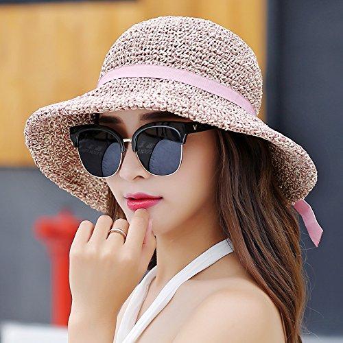 zhangyongvisera-plegable-hembra-sombrero-para-el-sol-de-verano-gran-mezcla-de-color-a-lo-largo-de-lo