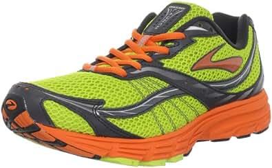 Brooks Men's Launch Lime/Orange/Black Trainer 1100651D870 9 UK, 10 US