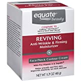 Best Equate Moisturizers - Equate Beauty Reviving Anti-Wrinkle & Firming Moisturizer FAce/Neck Review