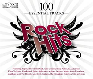100 Essential Rock Hits