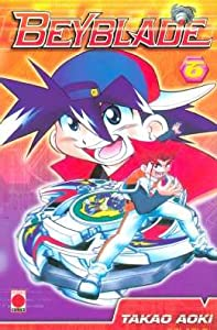 Beyblade Edition simple Tome 6