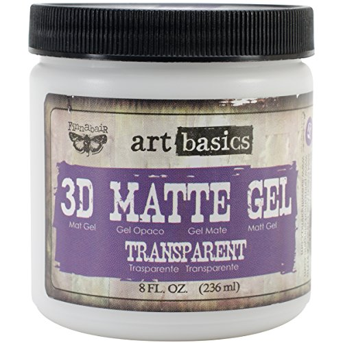 prima-marketing-finnabair-art-basics-3d-matte-gel-8-oz-transparent