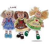 Bambola Camilla Stoffa 63008