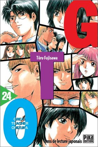 GTO, tome 24 par Fujisawa