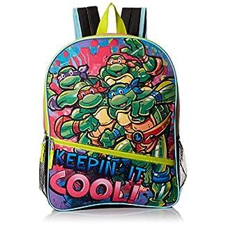 Teenage Mutant Ninja Turtles Keepin It Cool Mochila de 16 Pulgadas