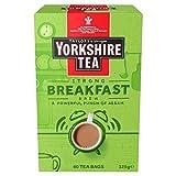 Taylors Of Harrogate Yorkshire Tea Breakfast Brew 40 Borse 125g