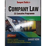 #9: SANGEET KEDIA'S COMPANY LAW (JUNE 18 EXAMS)
