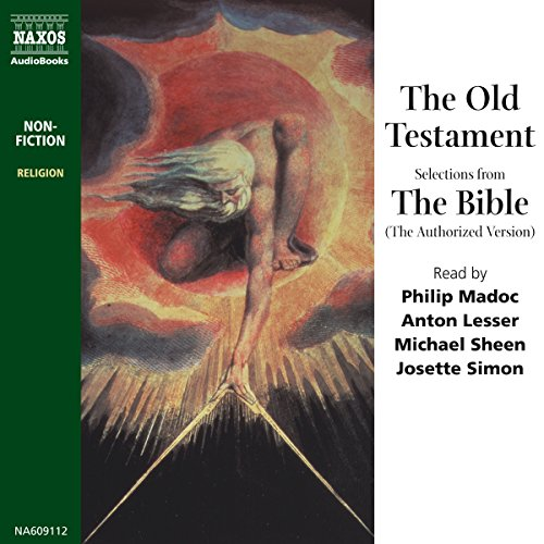 The Old Testament (Unabridged Selections)  Audiolibri