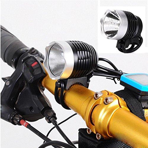 Vovotrade® - Portátil Bicicleta LED Ligero Frente