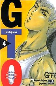 GTO : Great Teacher Onizuka Edition simple Tome 4
