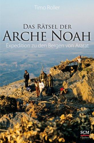 Buchseite und Rezensionen zu 'Das Rätsel der Arche Noah: Expedition zu den Bergen von Ararat' von Timo Roller