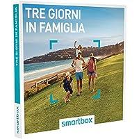 Smartbox - Cofanetto Regalo - TRE GIORNI IN FAMIGLIA - prodotto esclusivo web