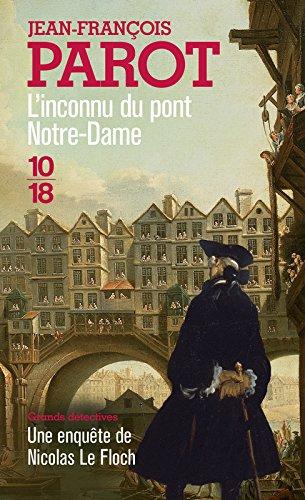 L'Inconnu du Pont Notre-Dame par Jean-François PAROT