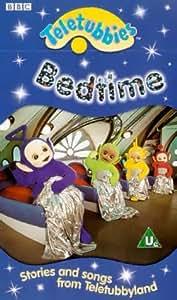 Teletubbies Bedtime Vhs Teletubbies Amazon Co Uk Video