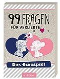 99 Fragen für Verliebte GTIN (zurückgezogen): Das Quizspiel