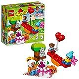LEGO Duplo 10832 - Geburtstagspicknick, Kleinkinder-Spielzeug