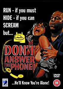 Don't Answer The Phone [1979] [DVD]