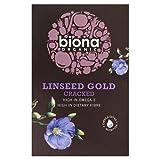 Biona Gebrochene Gold - Leinsamen, 1er Pack (1 x 500 g)