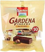 Loacker Gardena Hazelnut Fingers, 125 gm