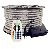 LED Strip Light 15 meter 220V RGB Multi Color Light