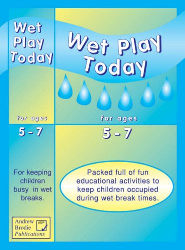 Wet play today for ages 5-7 : packed full of fun educational activities to keep children occupied during wet break times