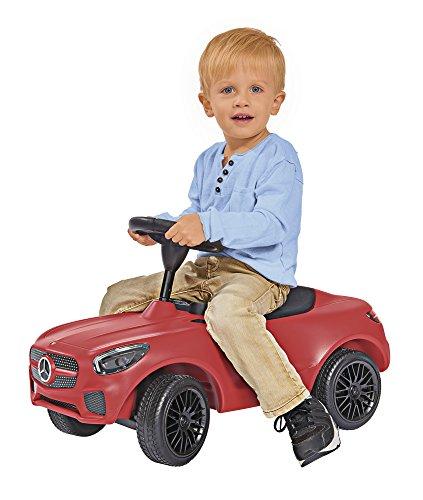 BIG Spielwarenfabrik 800056347 - Bobby-AMG GT, Rutschfahrzeug, rot - 2