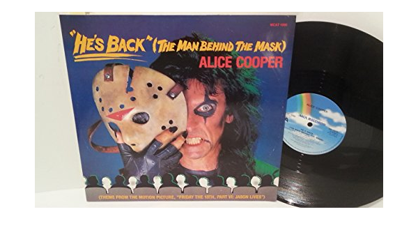 Alice Cooper He S Back The Man Behind The Mask 12 Single Mcat 1090 Amazon De Musik